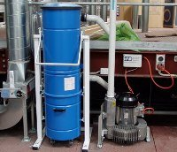 Commercial Ducted Vacuum Systems